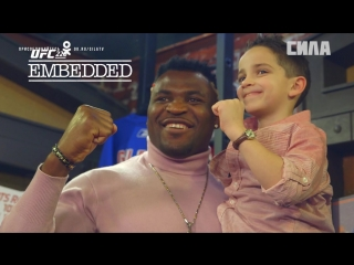 UFC 220 Embedded. Vlog Series. Episode 2