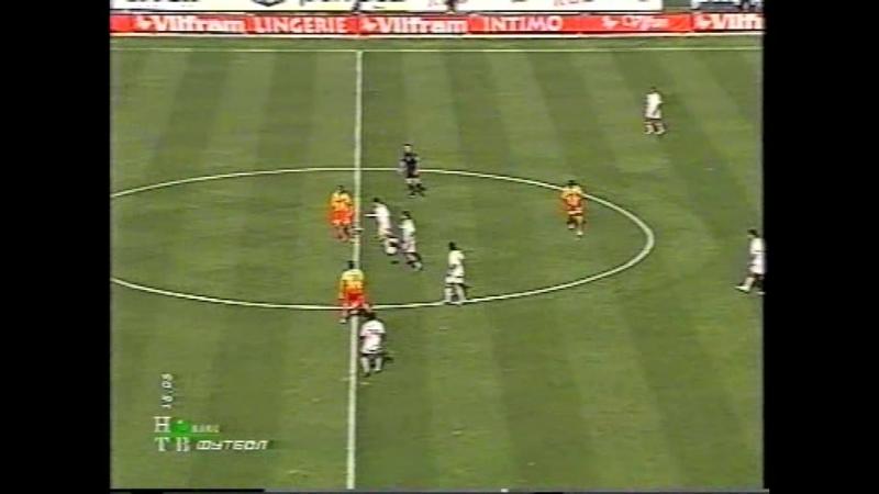 чемпионат италии 20042005, 36-й тур, Лечче - Милан, нтв