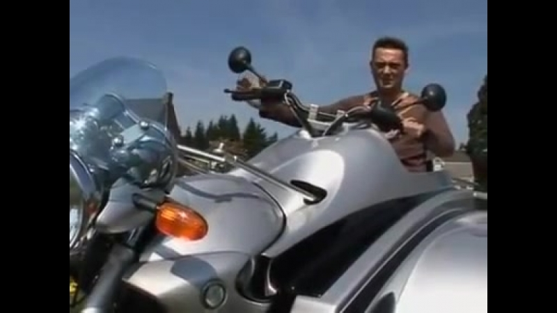 Wheelchair motorbike