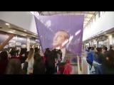 Массовый флешмоб  в честь праздника   Kimseyi görmedim ben senden daha güzel Mustafa Kemal Atatürk