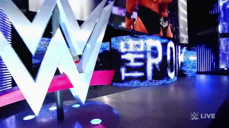 Rocks Shocking Return_ Raw, Oct. 6, 2014