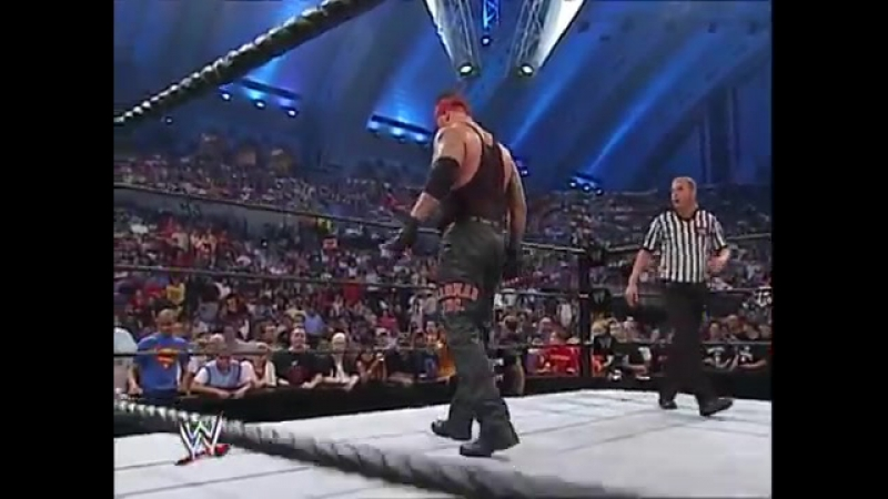 Undertaker John Cena vs Kurt Angle Chris Jericho 2002