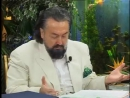 Mazhar Alanson ve Nil Karaibrahimgil'in evrim hakkındaki görüşleriyle ilgili Adnan Oktar'ın yorumlar