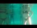 Подводный тренинг для будущих мам в Лазурите.Группа школы родителей Аист.Тренер-ведущая Юлия Гавриленко_Ерш