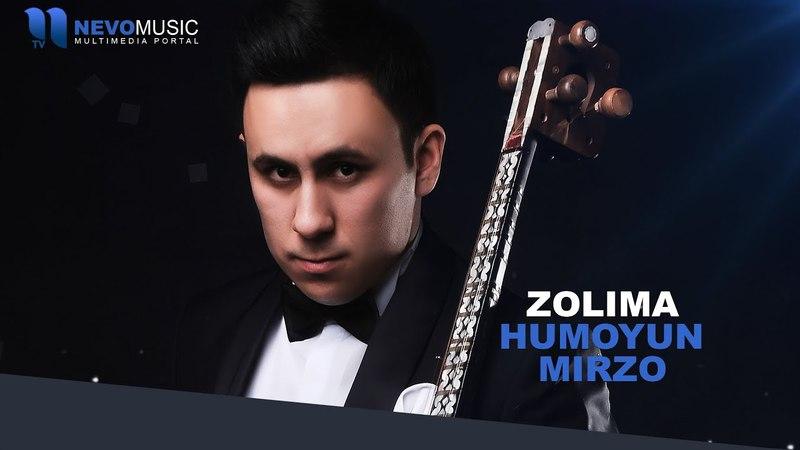 Humoyun Mirzo Zolima Хумоюн Мирзо Золима music version