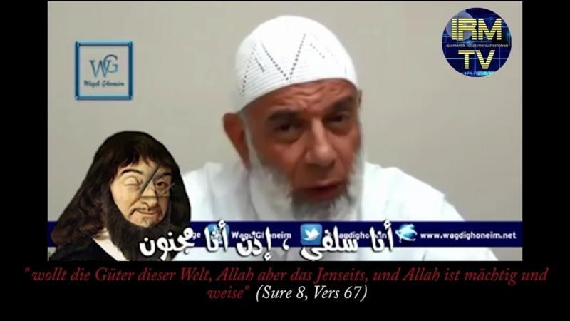 Mohammeds Massentötungen von Gefangenen