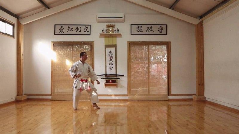 Kihon Kata Nidan - Kobayashi Shidokan