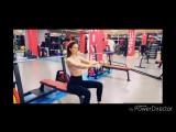 #KateKors тренировка. спина и плечи.mp4