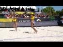 Agatha-Barbara (BRA) vs. Juliana-Antonelli (BRA) - Final - St. Petersburg - World Tour Grand Slam