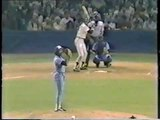 June 4, 1984 - Detroit Tigers (The Legend of Dave Bergman)