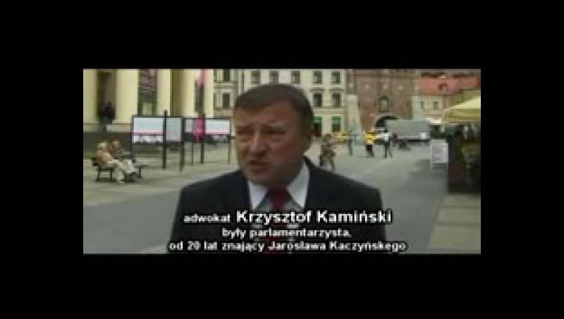 Adwokat Krzysztof Kamiński Cała prawda o Jarosławie Kaczyńskim