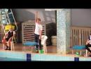 50м в/л юноши 12 сильнейший заплыв
