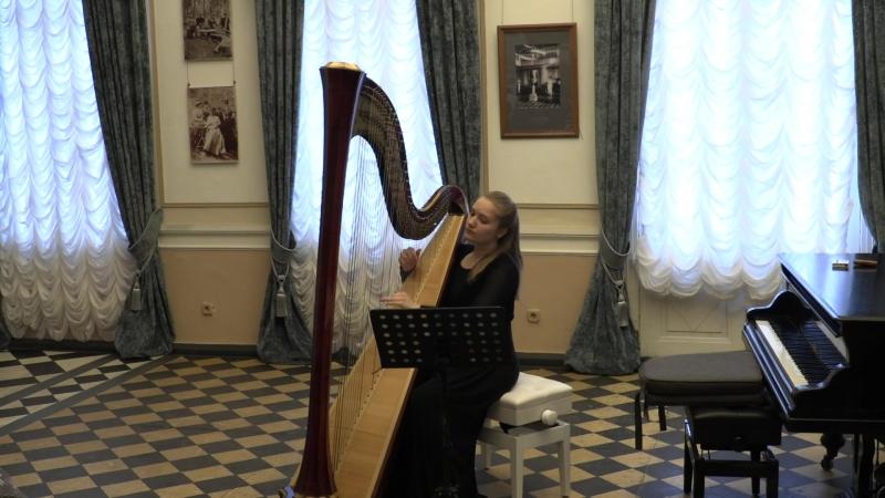 Д.Скарлатти - Соната в исполнении Анастасии Михайловской