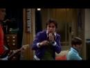 The Big Bang Theory - Under the bridge (RHCP) Теория Большого Взрыва - Радж исполняет Red Hot Chili Peppers