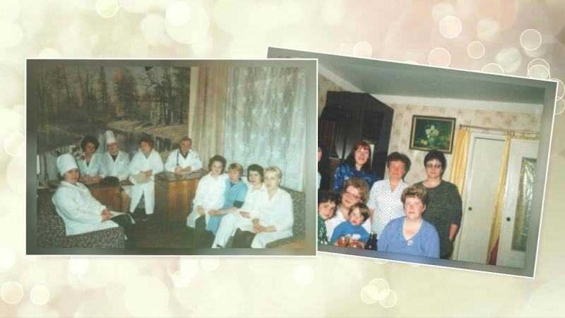 История в фото терапевтического отделения Кемской ЦРБ 1987 2018г
