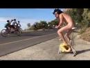 Quand Michèlle Polnareff se fait brune et se lance dans le Tour de France