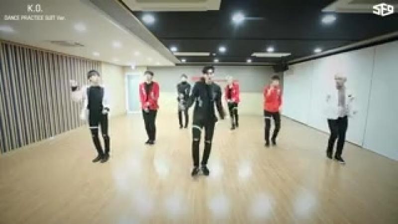 Dance Practice SF9 K O SUIT Ver 240