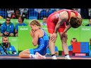 Helen Maroulis Breaks Down Her Historic Win Over Saori Yoshida (Girls Can't Wrestle Ep. 2)