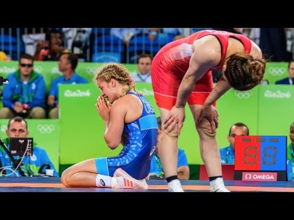 Helen Maroulis Breaks Down Her Historic Win Over Saori Yoshida (Girls Cant Wrestle Ep. 2)