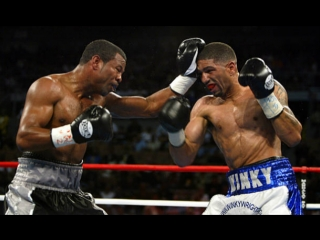 Ronald Winky Wright - Sugar Shane Mosley 1 Рональд Винки Райт - Шугар Шейн Мосли 1