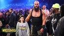 [WBSOFG[ Young WWE fan Nicholas teams with Braun Strowman against The Bar: WrestleMania 34 (WWE Network)