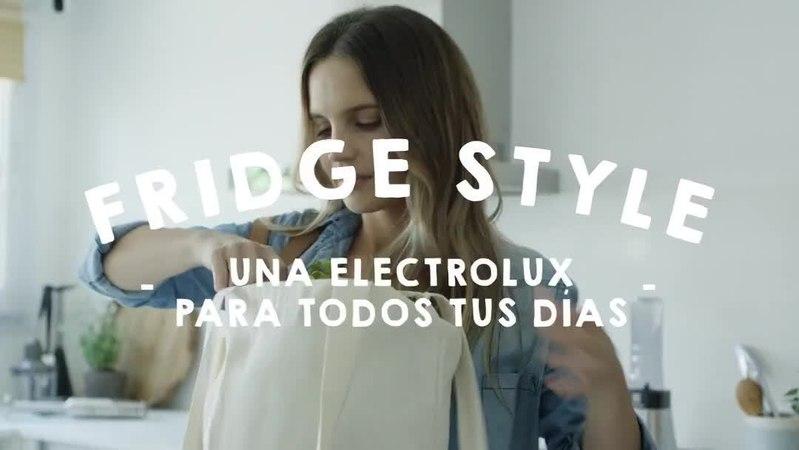 """Electrolux Argentina on Instagram: """"Tus necesidades cambian todos los días, tu heladera también. Conocé la nueva TF51X con estantes FastAdapt. F..."""