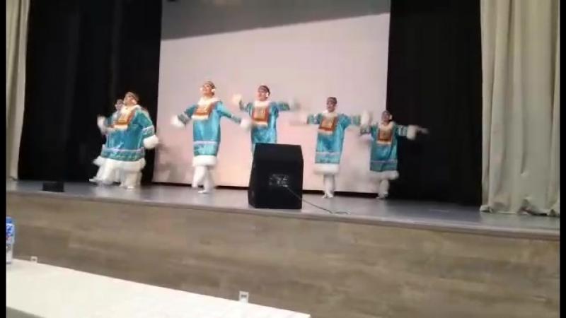 Хантыйский танец