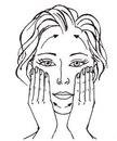 Тонизирующий массаж для увядающей кожи