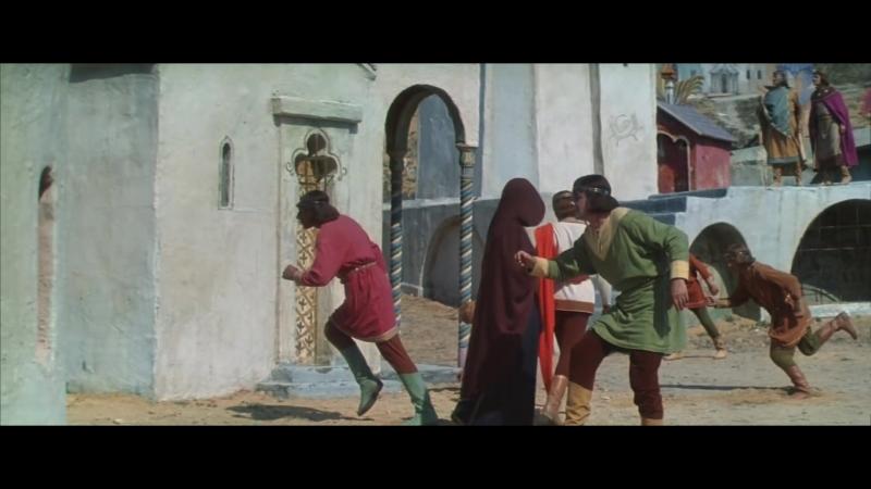 Сказка о царе салтане (1966) фильм