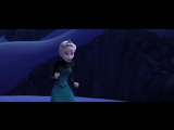 Disneys Frozen -Let It Go- Sequence Performed by Idina Menzel