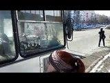 Загорелся автобус с владимирскими журналистами и сотрудниками МЧС