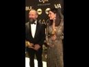 Халит Эргенч и Бергюзар Корель #AltınObjektif2018