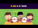 The More We Get Together Song for Kids - Circle Time Songs for Preschool - The Kiboomers