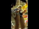 Upskirt в магазине, подглядывание, подсмотрел