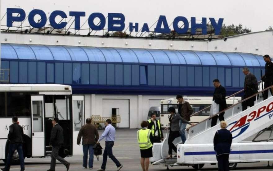 В ростовскому аэропорту скончался таганрожец, прилетевший из Москвы