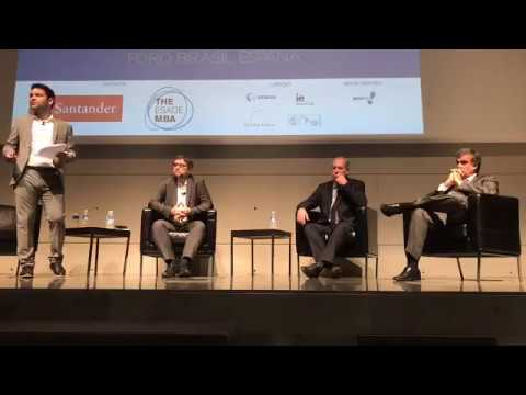 Ciro Gomes na Esade Business School em Barcelona (24032018)
