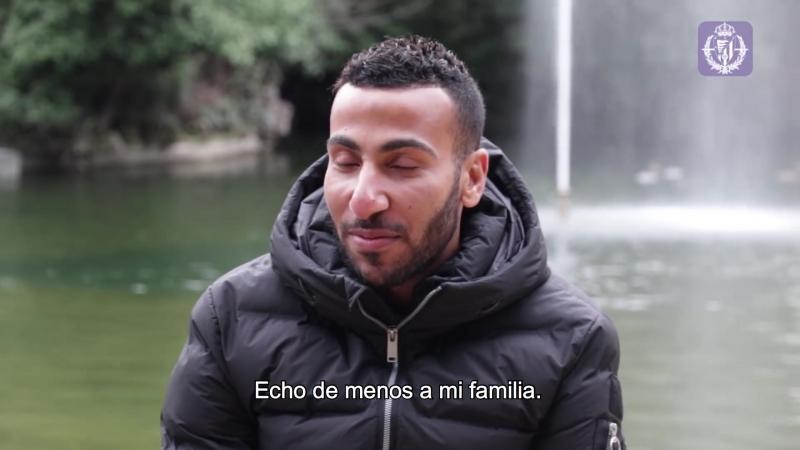 Нух аль-Муса, из Саудовской Аравии в Испанию
