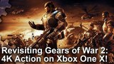 [4K] Gears of War 2 Revisited on Xbox One X + UE3/Gears Retrospective!