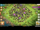 ФАРМИМ ДАРК НА КОРОЛЯ / CLASH OF CLANS
