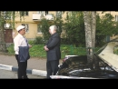 Киноакадемия ПРОМИС. Эпизод Поездка в такси и приход управдома в квартиру Горбунковых