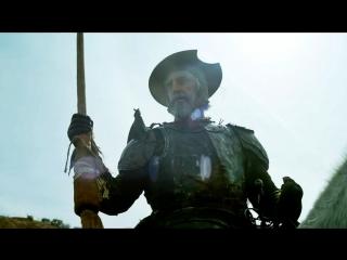 Человек, который убил Дон Кихота (2018) русский трейлер | The Man Who Killed Don Quixote | Адам Драйвер, Джонатан Прайс