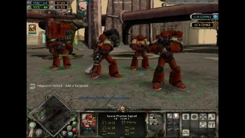 Warhammer 40,000: Dawn of War - Игромания Обзор