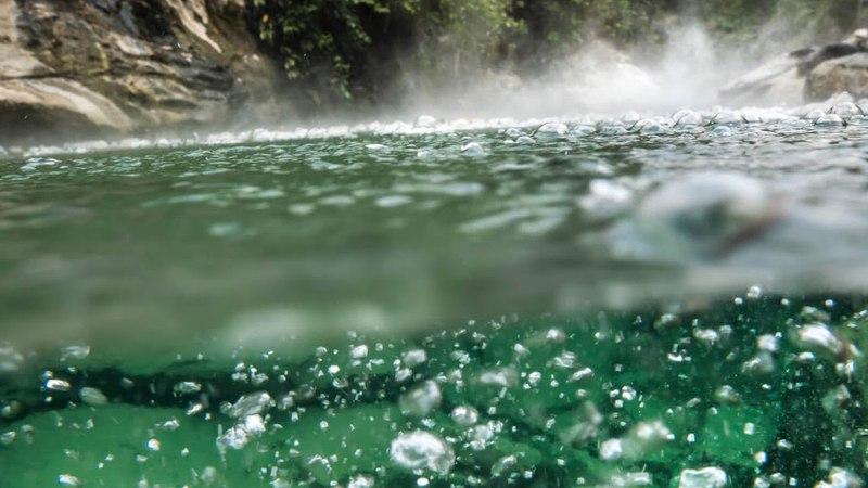 Кипящая река Амазонии