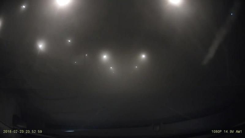 Туман на ЗСД...