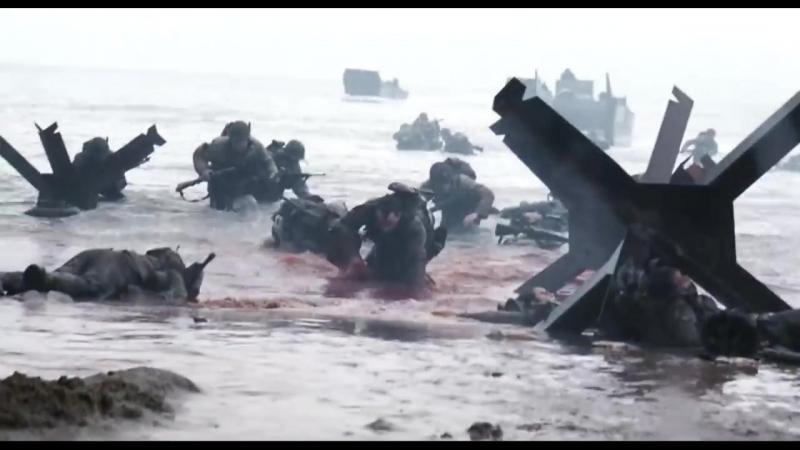Высадка в Нормандии (Омаха-Бич). Спасти рядового Райана (1998) — Saving Private Ryan.mp4
