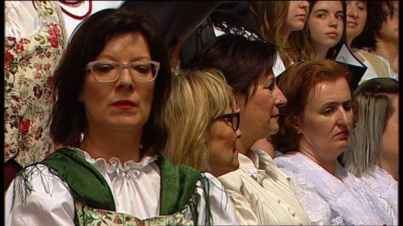 Prijenos Mise Gradišćanskih Hrvata Zagreb 21 Svibanj 2017