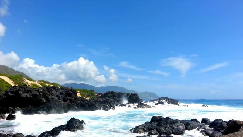 Релакс. Звуки моря шум прибоя волны