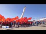 В Олимпийском парке Сочи прошел парад участников ВФМС