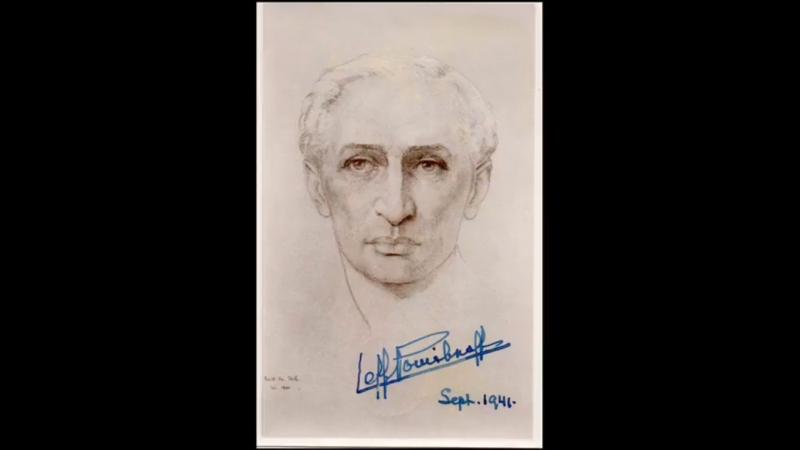 Leff Pouishnoff plays Chopin Mazurka cis-moll (op.30, No.4)