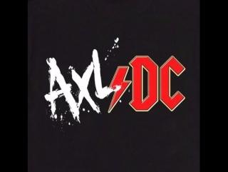 AC_DC and Axl Rose - BACK IN BLACK HD - Ceres Park, Aarhus, Denmark, June 12, 2016